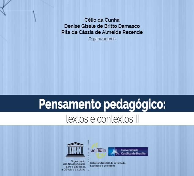 pensamento pedagogico II