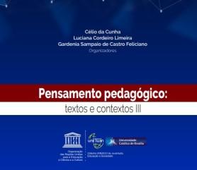 pensamento pedagogico III
